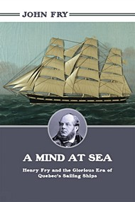 Dundurn A Mind at Sea - Cover